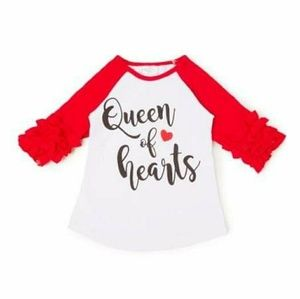 Other - 12-24 month boutique raglan shirt - NWOT